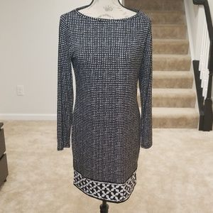 New with tags Michael Kors Long Sleeve Dress